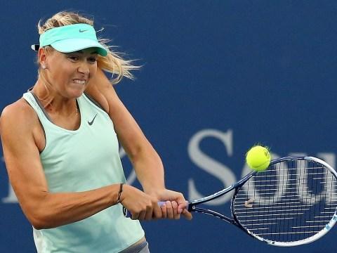 Maria Sharapova ditches idea of changing her name to 'Sugarpova' for US Open