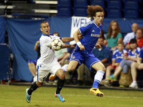 Barcelona expect David Luiz to request Chelsea transfer