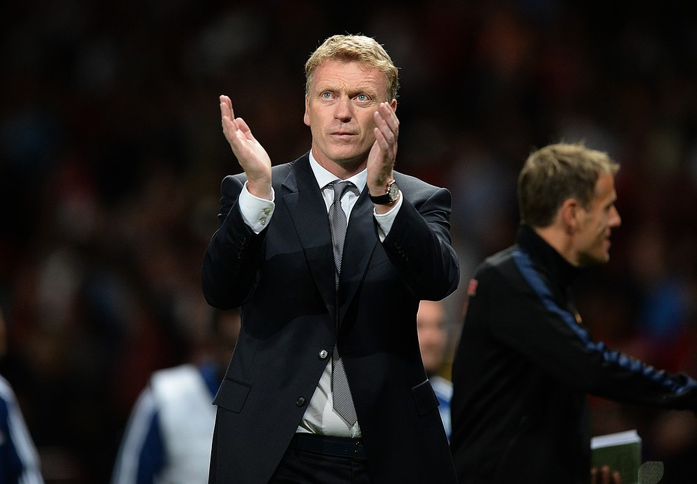 Under pressure: David Moyes needs to buy (Picture: PA)
