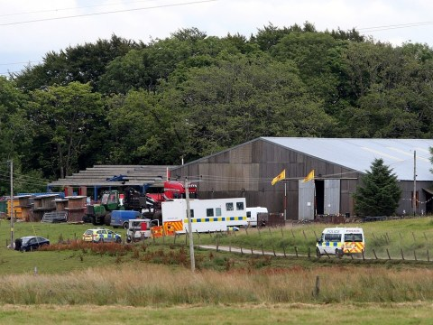 Suspected farm gunman Robert McCormick told friends he was 'owed thousands' by victim