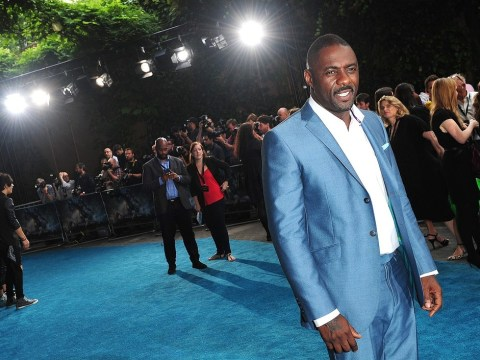 Is Idris Elba starring in Jurassic World?