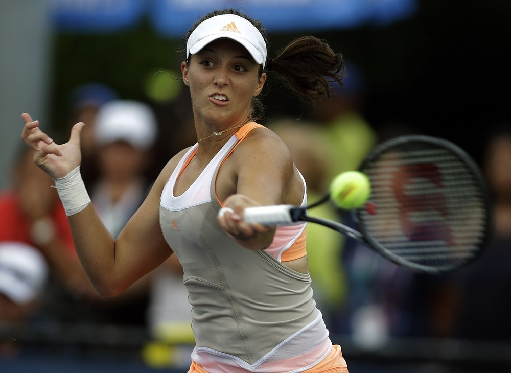 US Open 2013: Laura Robson brushes off injury fears as she sets-up third round rematch with Li Na