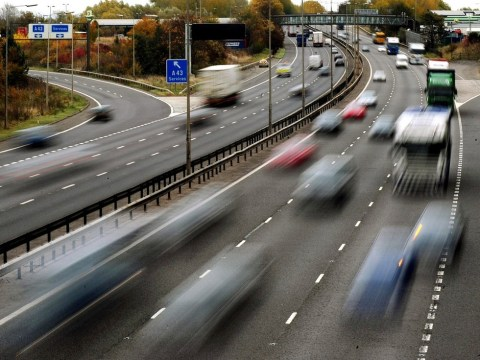 Motorist killed by lorry after getting out of his car on hard shoulder of M3