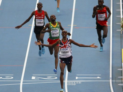 Mo Farah enjoys rub of the green as he eyes double gold at World Championships