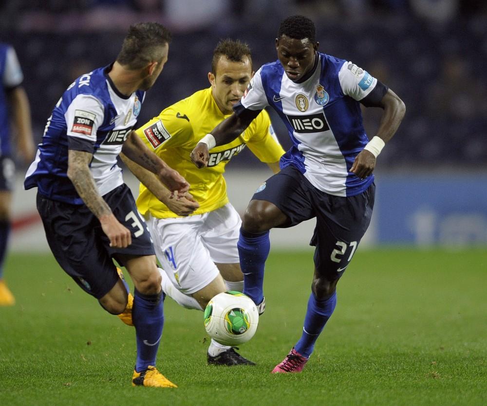 Chelsea close in on transfers of Porto winger Christian Atsu and Anzhi striker Samuel Eto'o