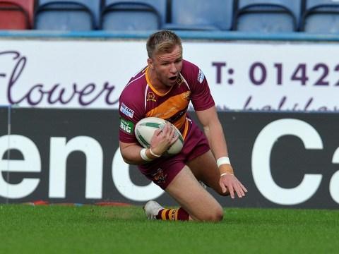 Aaron Murhy double helps Huddersfield edge towards title