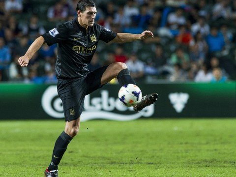 Arsenal and Everton on alert as Manchester City admit Gareth Barry may leave