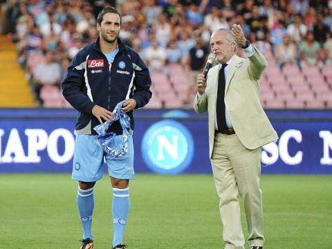 No Capri sun in the offing for major of Mediterranean island if Napoli owner sues over Gonzalo Higuain's facial injury