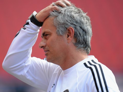Tetchy Jose Mourinho lets Guard down over Pep record