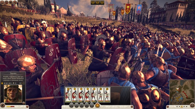 Total War: Rome II - history in the making