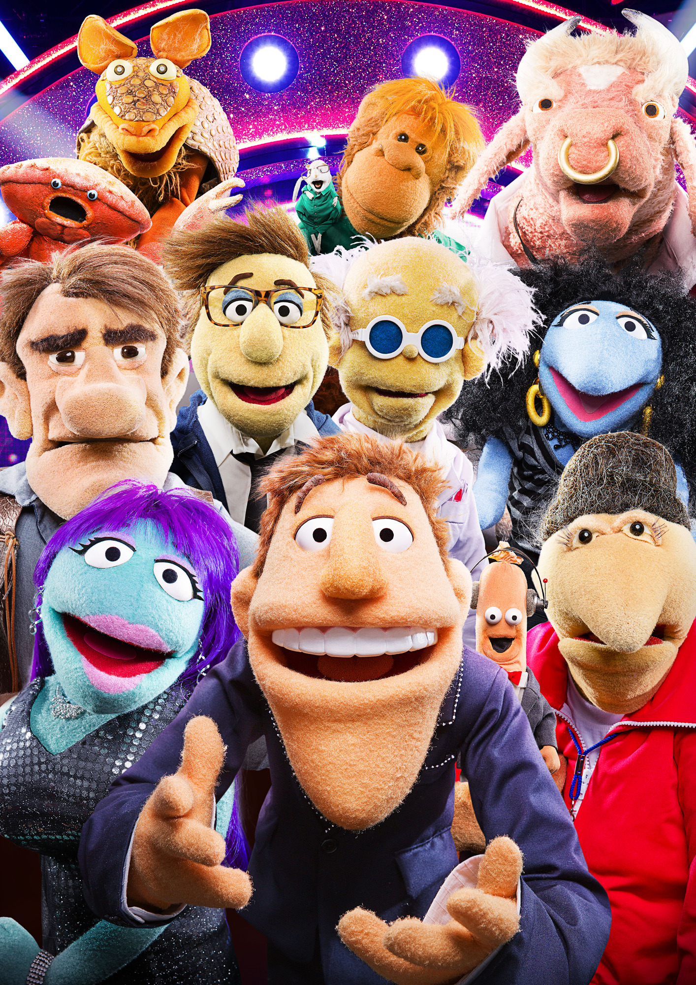 That Puppet Game Show on BBC1 pulls all the wrong strings
