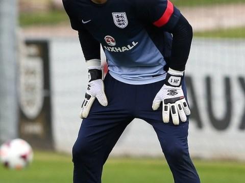Joe Hart relishing his first England encounter with Scotland