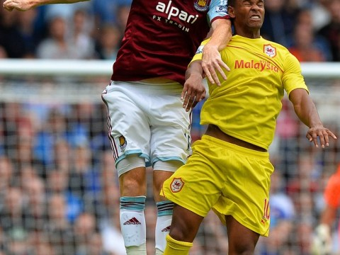 West Ham exposed Cardiff's defensive frailties in 2-0 win