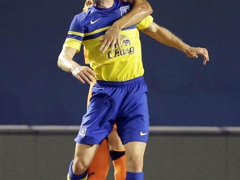Steven Naismith has shown he belongs with star turn in Everton pre-season