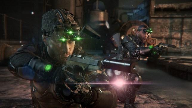 Splinter Cell: Blacklist (360) – sneaking is always more fun with friends