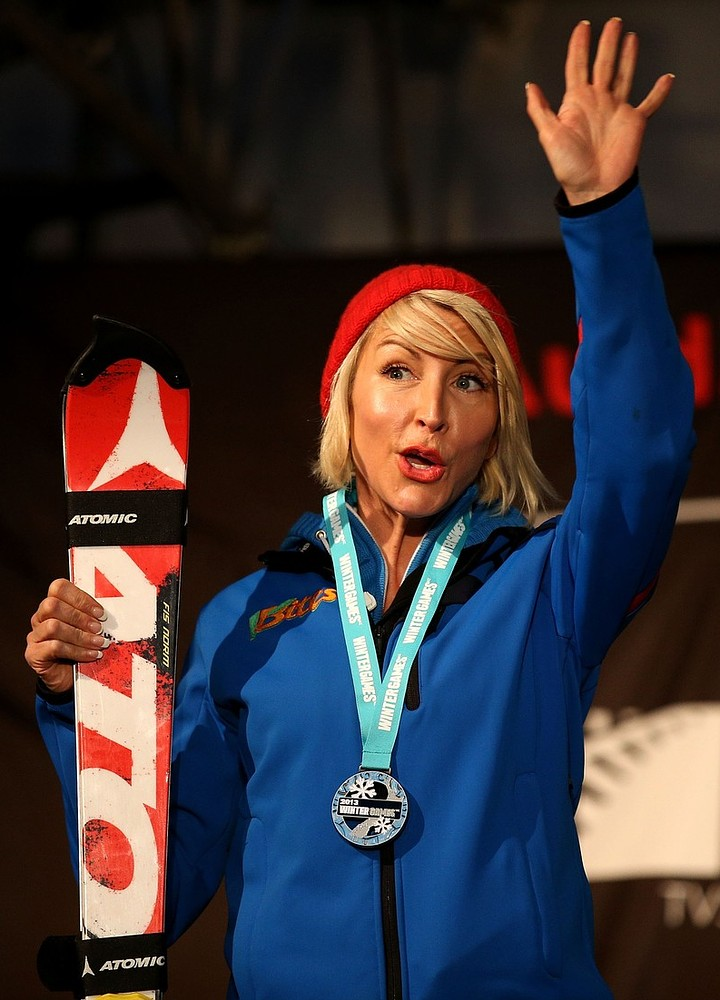 Heather Mills accused of 'harassing' Paralympic official as she withdraws skiing bid
