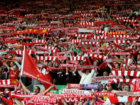 Is the decline of Liverpool FC the reason for lack of funding for an iconic film about the LFC anthem?