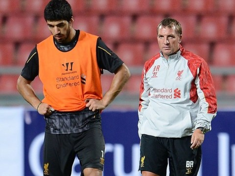 Luis Suarez blasted by Liverpool and forced to train alone as he tries to force Arsenal transfer