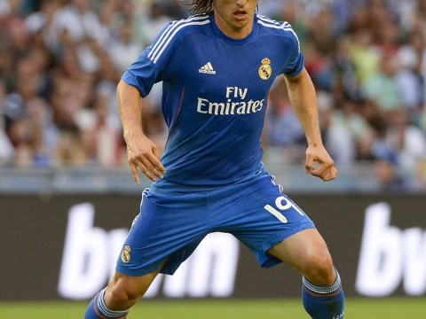 Manchester United move for Real Madrid's Luka Modric hit by injury to Xabi Alonso
