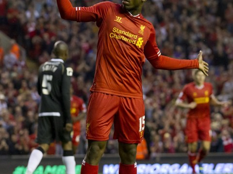 Liverpool need extra time to see off Notts County in Capital One Cup