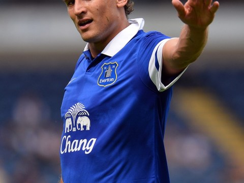 Everton poised to keep Nikica Jelavic after Hamburg admit they can't afford to buy him