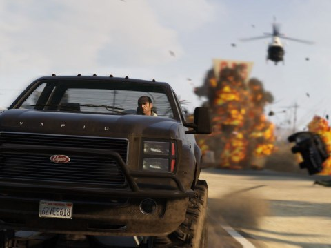 Record set to tumble as world prepares for release of Grand Theft Auto V