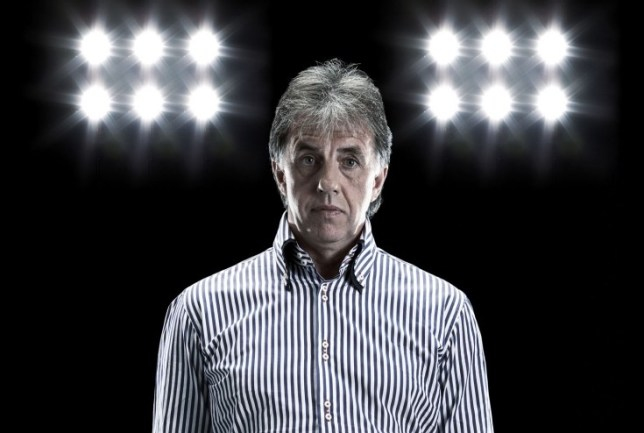 Mark Lawrenson, former professional footballer.   (C) BBC - Photographer: Todd Anthony