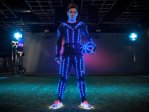 Gallery: Lionel Messi launches exclusive Adidas football boot range