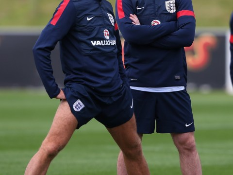 Wayne Rooney is not fit but he's itching to play for England, says Steven Gerrard