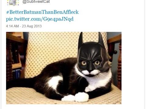 Gallery: #BetterBatmanThanBenAffleck candidates for new Batman v Superman role