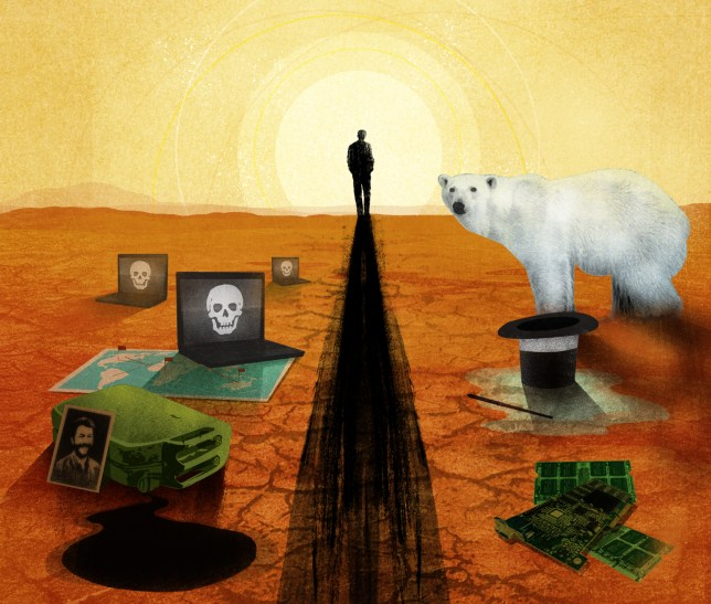 In MaddAddam, Margaret Atwood says farewell to the dystopian world she created in Oryx And Crate (www.iandodds.co.uk)