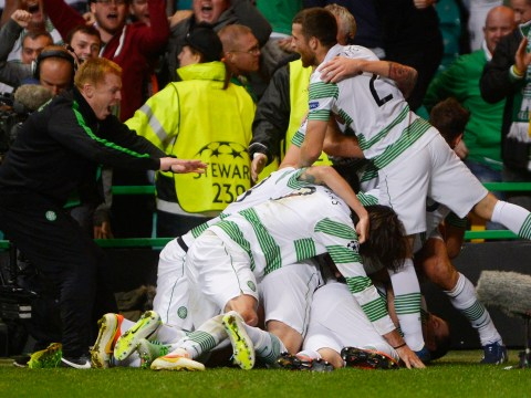 Neil Lennon hails Celtic after Champions League comeback against Shakhter Karagandy