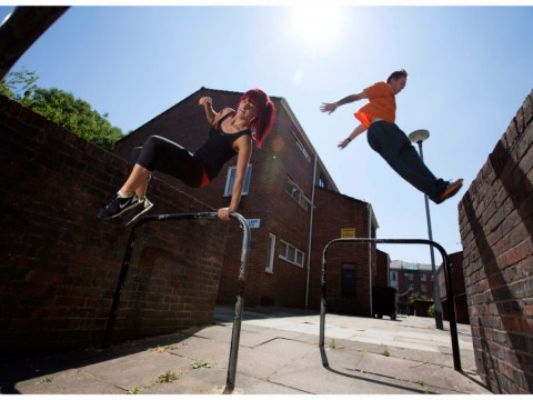 Scale the heights of fitness with Parkour