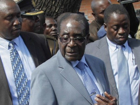 UK and US 'concerned' after Robert Mugabe sweeps Zimbabwean elections