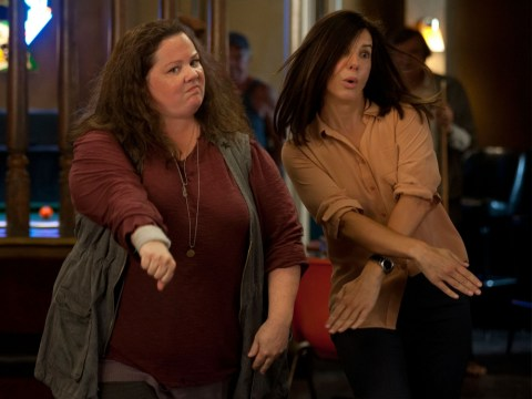 Sandra Bullock and Melissa McCarthy give The Heat girl power but plot is too slow