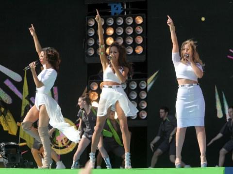 Amelle Berrabah and Jade Ewen clash over Sugababes comeback