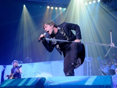 Iron Maiden to show their mettle at O2 Arena