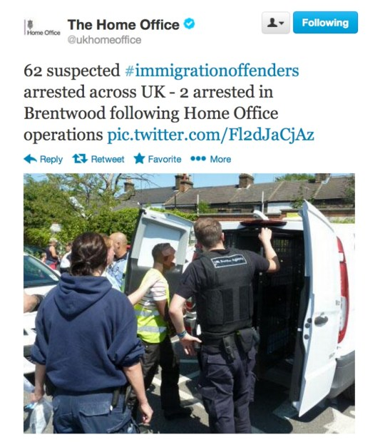 Home Office Defends Illegal Immigration Approach Amid Race