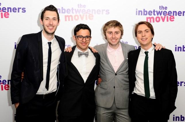 The Inbetweeeners