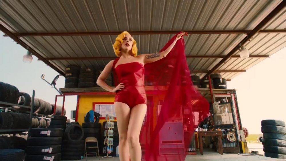 Lady Gaga shows sultry side in new Machete Kills trailer