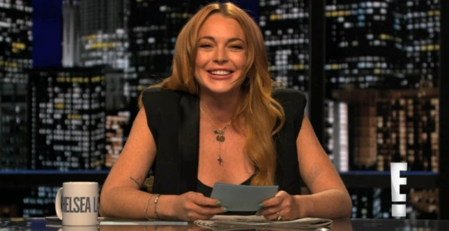 Lindsay Lohan criticised for 'tantrum' on set of Chelsea ...