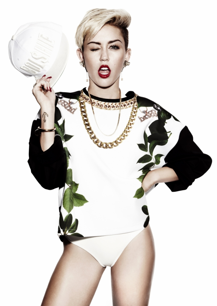 Anything Madonna can do: Miley Cyrus considered dropping her surname to escape her Disney past