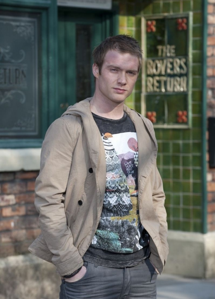 Chris Fountain fearing Coronation Street axe after Michelle Keegan's exit in 2014
