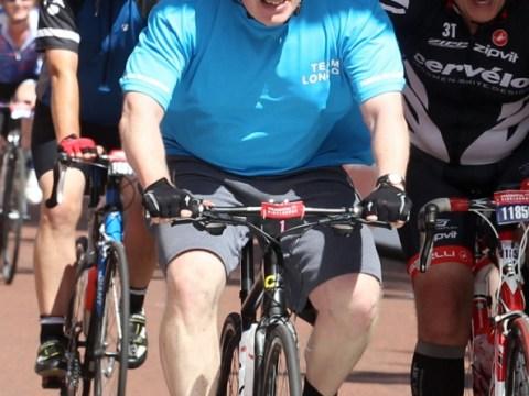 I didn't call Boris Johnson fat, says cyclist branded Gollum by London mayor