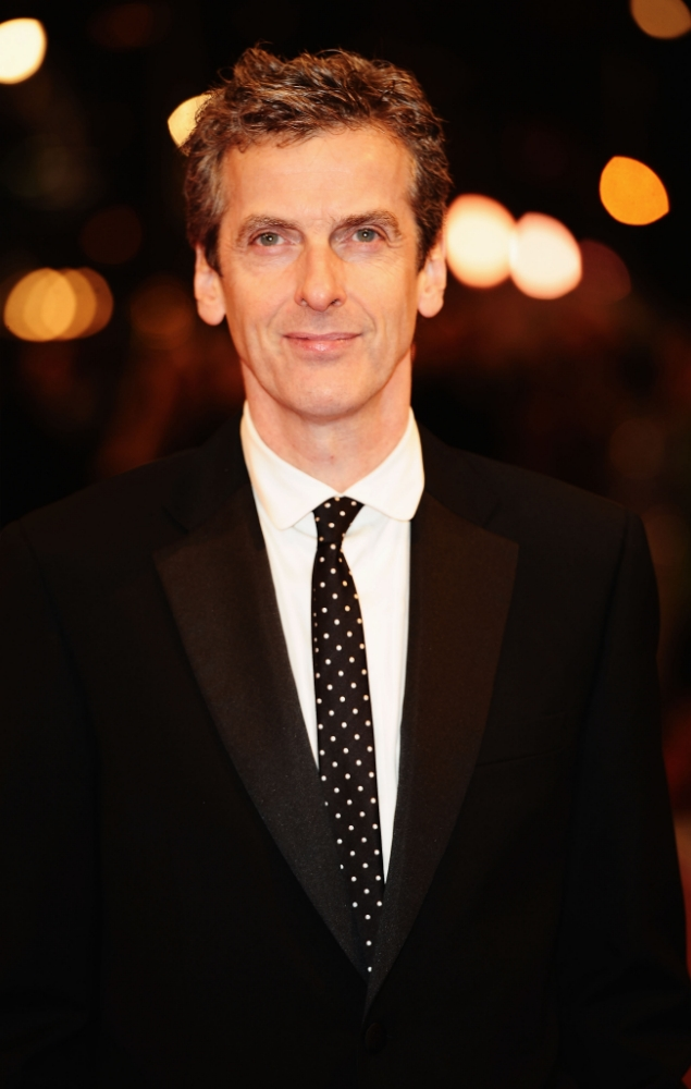 LONDON, ENGLAND - FEBRUARY 21:  Actor Peter Capaldi attends the Orange British Academy Film Awards 2010 at the Royal Opera House on February 21, 2010 in London, England.  (Photo by Ian Gavan/Getty Images)
