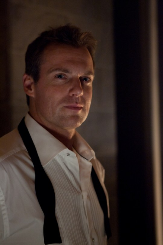 Michael Shanks as Dr Charlie Harris in Saving Hope (Picture: Watch)