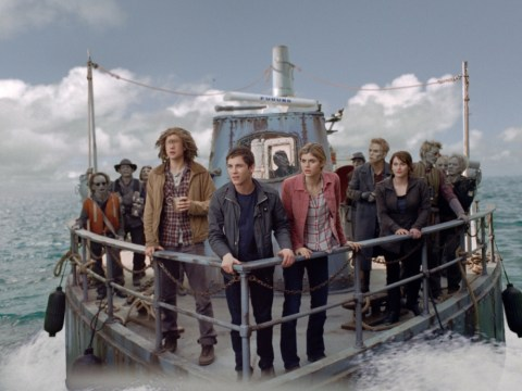 Percy Jackson: Sea of Monsters just about keeps its head above water