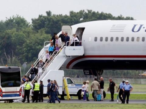 Ireland plane makes emergency landing due to suspected bomb threat