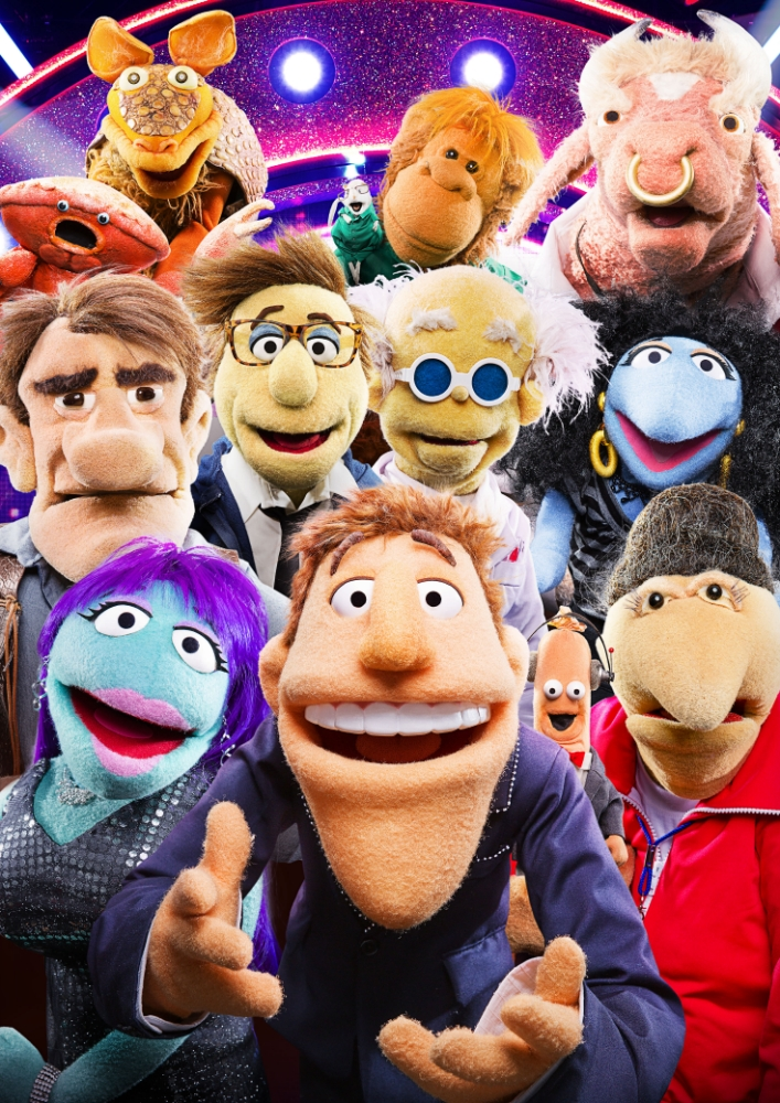 That Puppet Gameshow (Picture: Guy Levy)