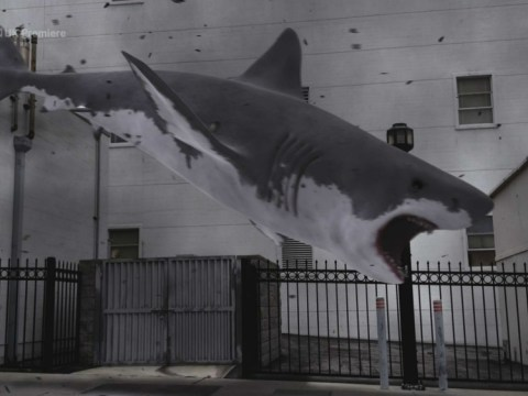 Sharknado: The Video Game announced – will probably be better than the film